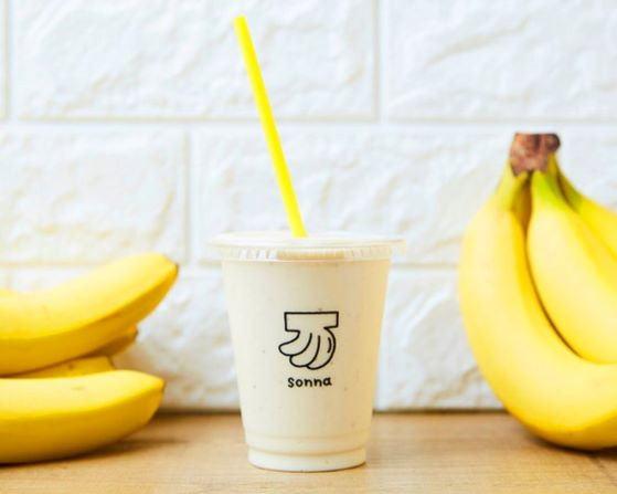 バナナジュース専門店 | sonna banana